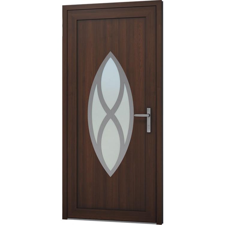 Aluminium Eingangstür - AW22