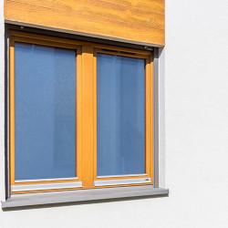 Holz fenster 2200 x 2100 mm Kippen Massiv Kiefer