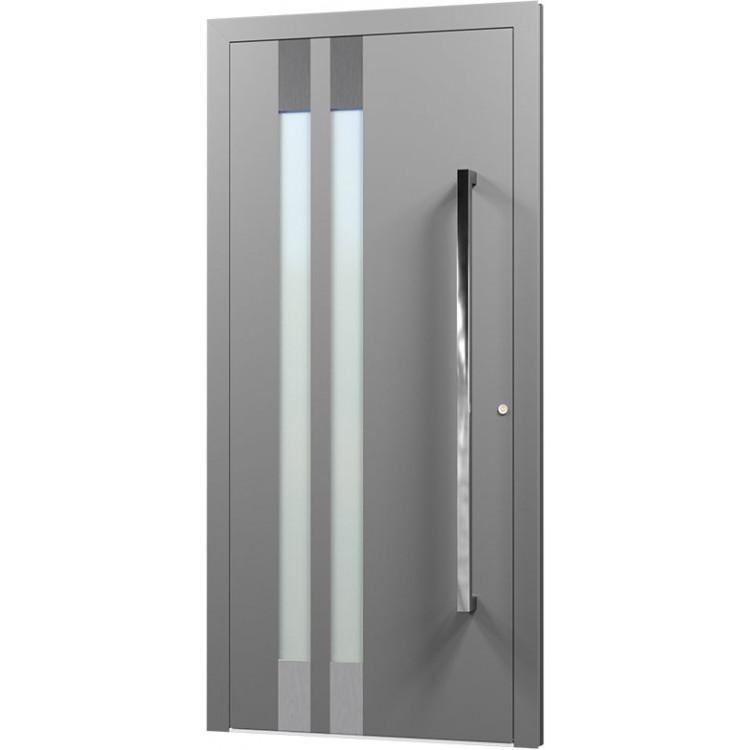 Aluminium Eingangstür - AN30