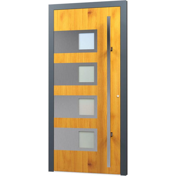 Aluminium Eingangstür - AN40