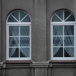 Holz Fenster Zwei flügelige 1500 x 1200 mm Massiv Kiefer DREH | DREH/KIPP