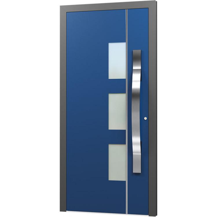 Aluminium Eingangstür - AN45