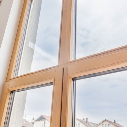Holz Fenster 870 x 1400 mm Meranti DREH/KIPP