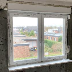 Kunstofffenster 1750 x 1000 mm DREH/KIPP